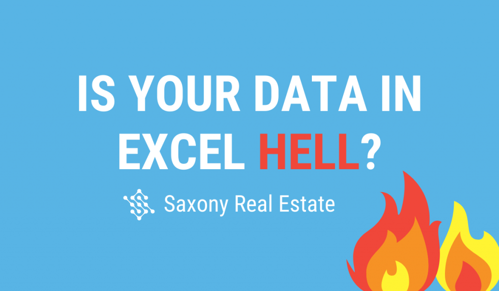 Data in Excel Hell