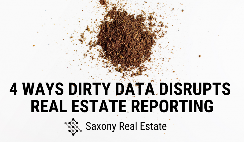 Dirty Data Disrupts Real Estate Reporting