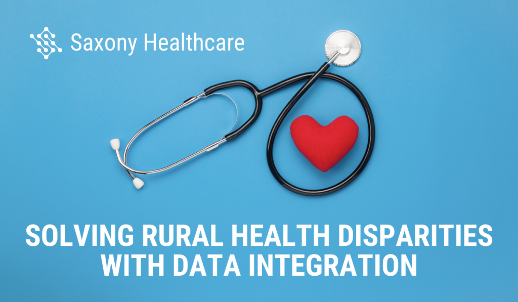 Data Integration App Solving Rural Health Disparities
