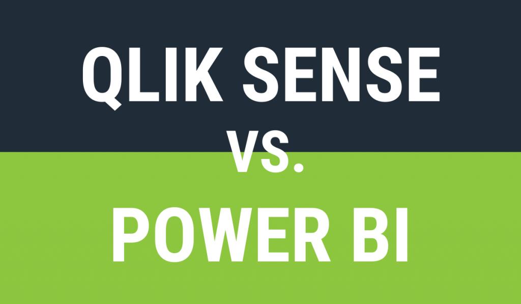 Qlik Sense vs. Power BI