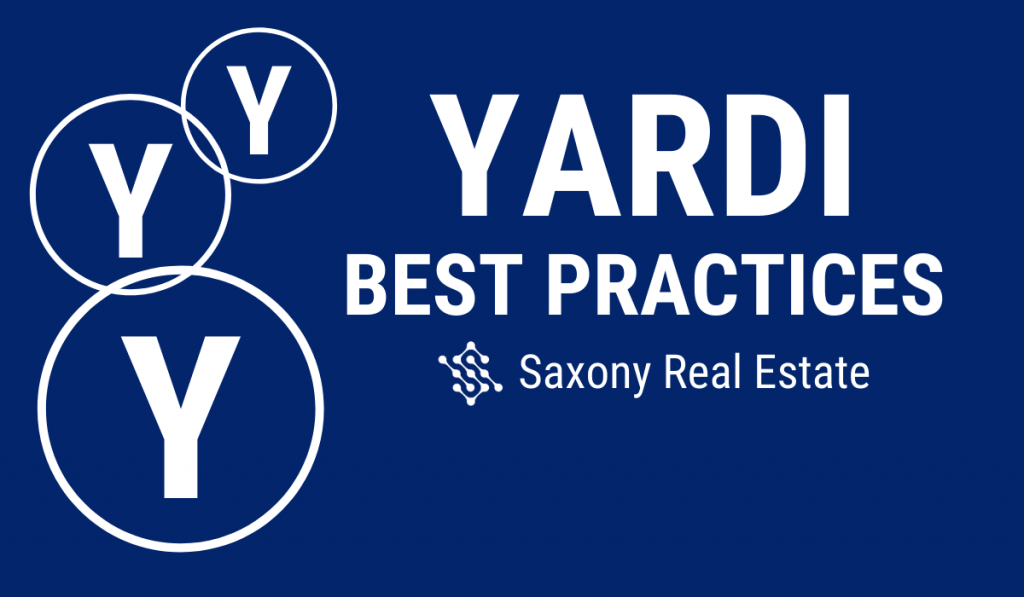 Underutilized Yardi Best Practices You Need to Know