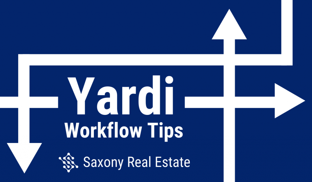 Yardi Workflow Tips from Our Experts