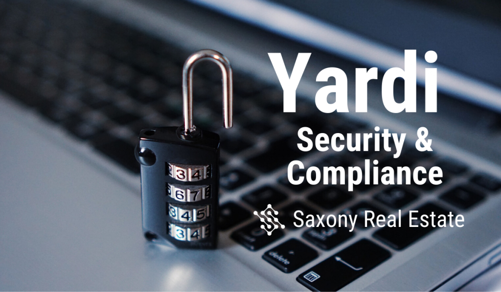 Yardi Security and Compliance