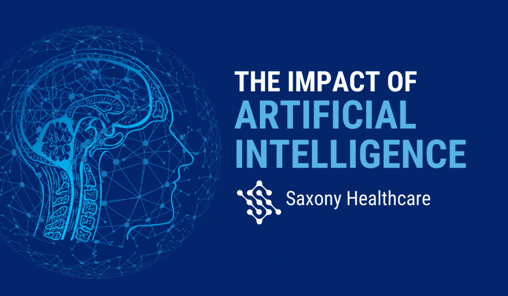 Healthcare Impact of AI Artificial Intelligence
