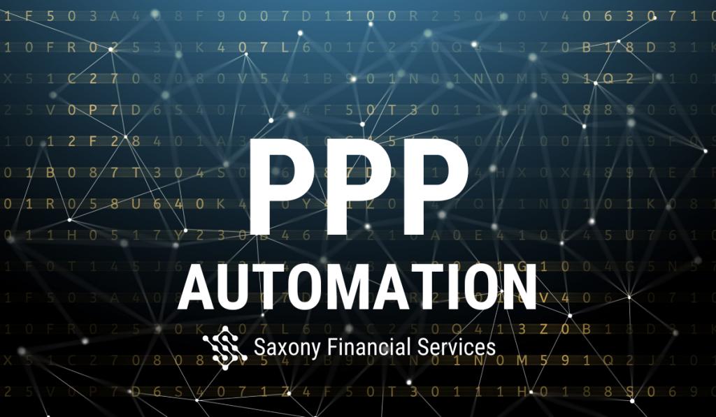 Saxony's Alex Fan Shares Thoughts on PPP Automation Project