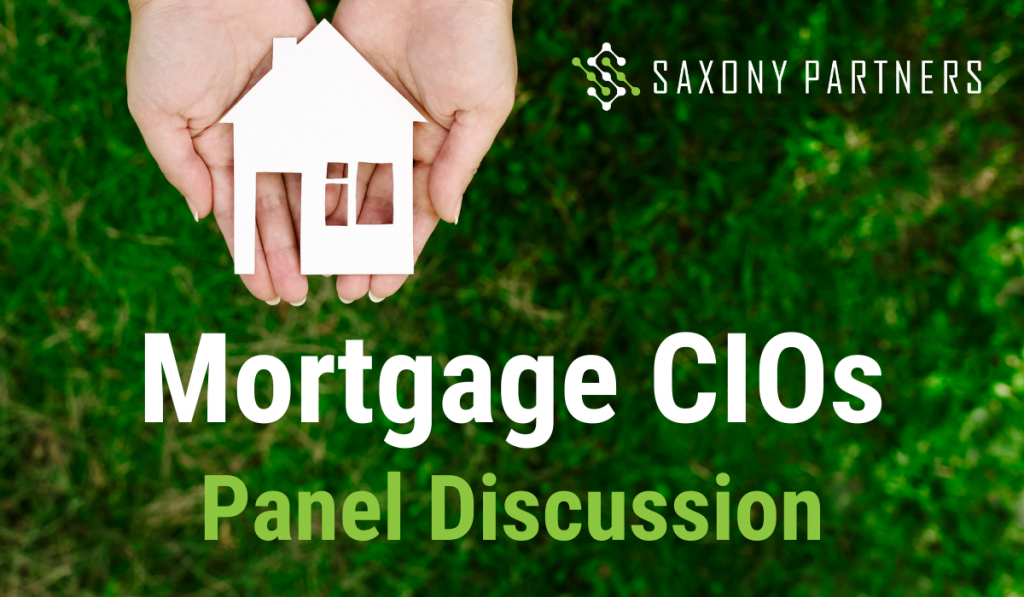 Mortgage CIOs Panel Discussion