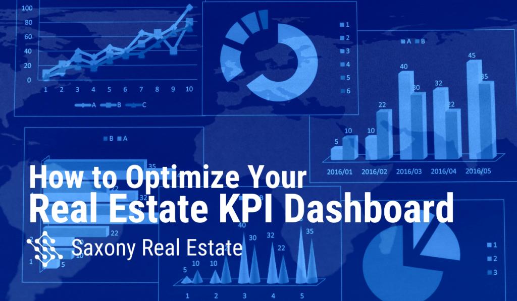 real estate kpi dashboard